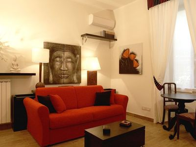 Villa Borghese & Parioli area apartment rental - Apartment 'Bronze'