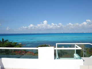 Isla Mujeres house photo - Rooftop terrace view
