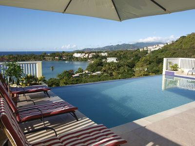 New 5 Star Luxury Beachfront Villa: Pure Tropical Paradise & Fabulous Oceanview
