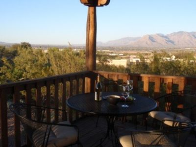 Tucson house rental - Paradise with View.