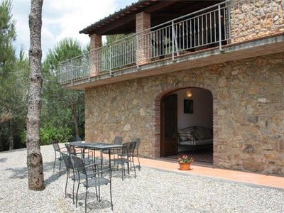 Newly built apartment for 7 people in Costa Etrusca