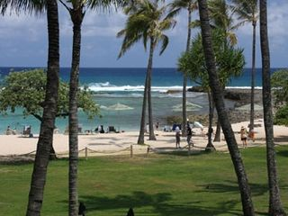 Kahuku - Turtle Bay condo photo - View from Lanai