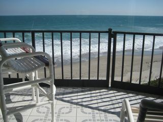 Melbourne Beach condo photo - View from Oceanfront balcony