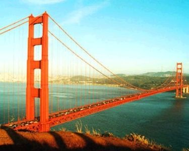 5 minute drive to Golden Gate Bridge!