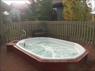 Steamboat Springs townhome photo - 1 of 2 Outdoor Hot Tubs