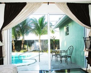 Pompano Beach house photo - Pool Door