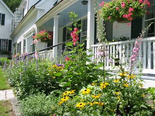 North Conway house photo - Our Gardens in Season
