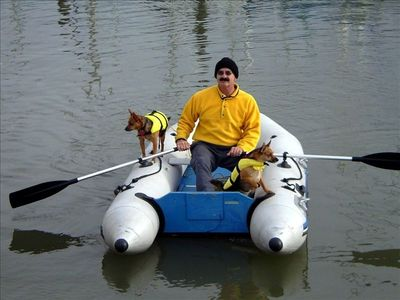 great for dogs, kids, kayaks, bigger kids