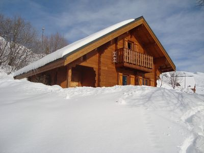 INDEPENDENT COTTAGE CHARM (you occupy the entire chalet) 3 ***