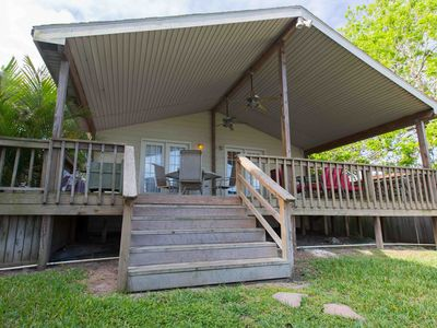 Arroyo City Waterfront 4/3 -*Downriver location*- Sleeps 8