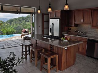 Ojochal villa photo - You will never want to leave this Kitchen!!