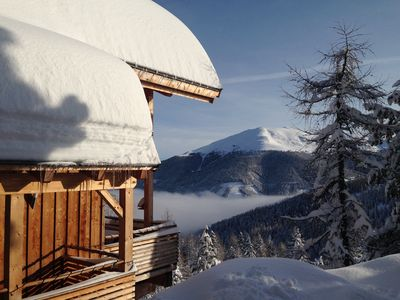 A superb **** Chalet with infrared sauna and Jacuzzi on the Turracher Höhe