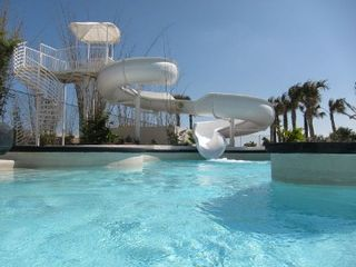 Galveston condo photo - Water Slide
