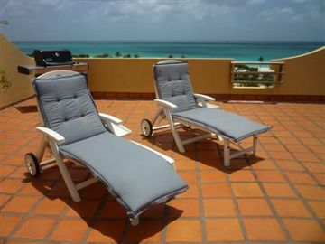 Aruba condo rental - Rooftop View
