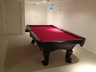 Riverhead house photo - Pool Table