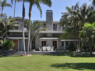 Encinitas house rental - Tucked Away into Lush Tropical Landscaping