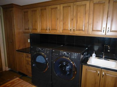 Mud and Laundry Room