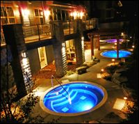 Canmore condo photo - Our 3 Outdoor Hot Pools
