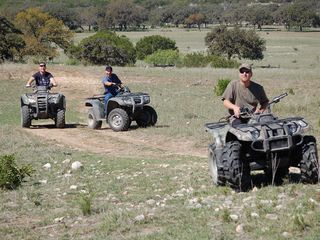 Bandera cottage photo - You may bring your 4 wheel vechicles to enjoy this paradise.