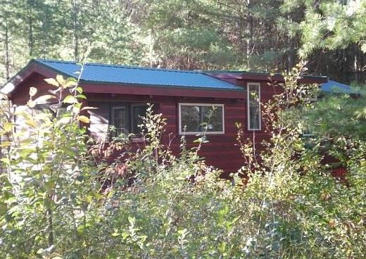 Woodsburner Cabin - A Modern Take On Thoreau's Grand Experiment In Living