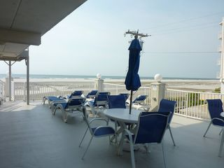 Wildwood Crest condo photo - great place to sit and relax