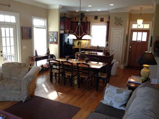 Big Canoe house photo - Family Room/Dining Area