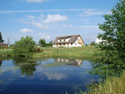 Amber Farm - 3 apartments in a thatched, modernised farmhouse. - Morela
