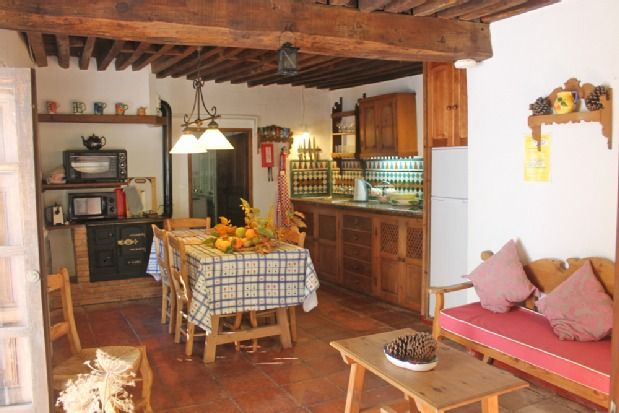 Self catering Molino del Caracol for 6 people