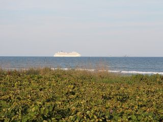 Cocoa Beach condo photo - Disney cruise ship from Cape Canaveral (15 minutes drive)