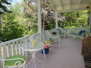 Chester cottage photo - Enjoy nature as you sit comfortably!
