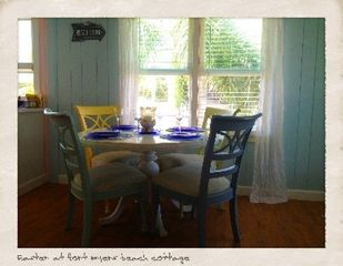 Fort Myers Beach cottage photo - Dining area