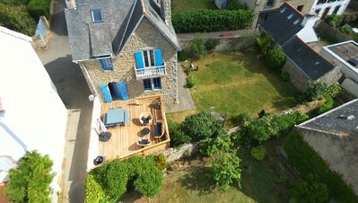 House in the heart of the village of la Trinité sur Mer