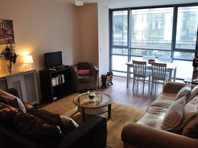 Luxury apartment 2 Bed - Dublin city centre, walk to main attractions, WIFI