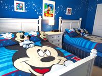 Luxurious Mickey Themed Condo - Kids Will Love It! Only 2 Miles To Disney!