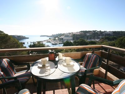 200sqm Apt. with Traumlick on the beach and marina