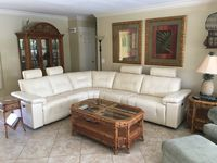 Dog Friendly Waterfront Home on Lagoon with Heated Pool,Gazebo