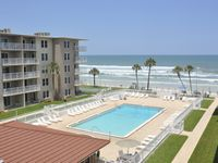 OceanView of the No Drive Beach in NSB!