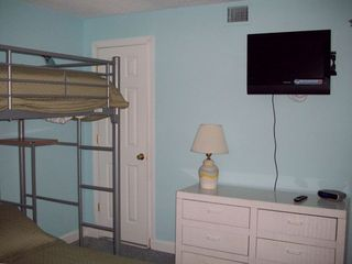 TV in Guest Bedroom
