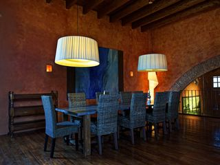 Zamora Province villa photo - The Winemaker´s house: a dining room. First floor.