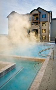 The Canyons lodge rental - Hot Tub / Pool