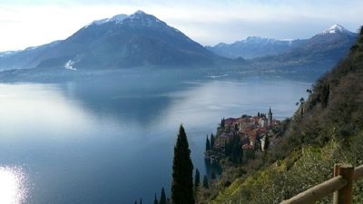 Large estate to rent on Lake Como