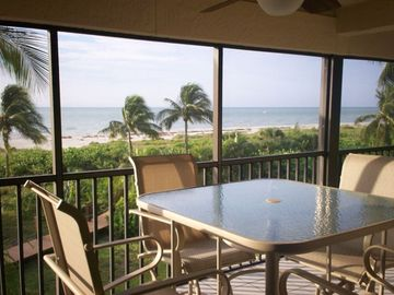 Sanibel Island condo rental - View from Our Porch