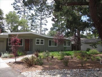 Pebble Beach house rental - The Old Drive Vacation Home. One block from Spanish Bay, in a very quiet street