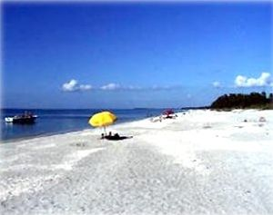 Captiva's White Sugar Sand Beach