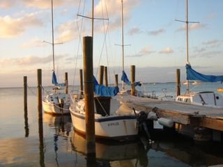 Key Largo cottage photo - Take out one of our 22' sailboats for free...
