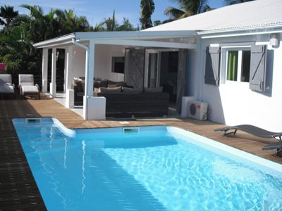 'Villa Turquoise' with pool 150m from the beach Casting