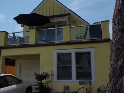 Santa Cruz house rental - Steps to Seabright Beach!
