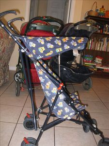 Umbrella Stroller with Cover