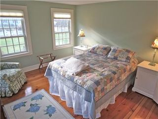 Harwich - Harwichport house photo - This queen bedroom is on the main level and...