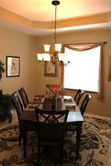 Bonita Springs townhome photo - Dining room with vaulted ceilings